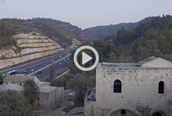 Sha'ar HaGai - On the way to Jerusalem